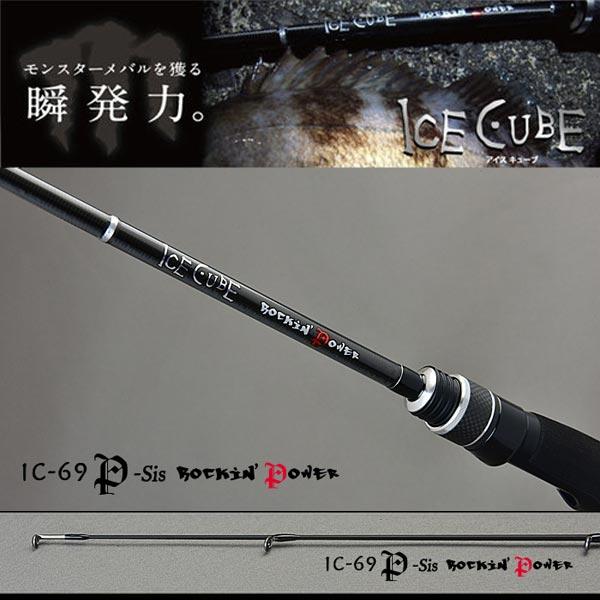 ティクト アイスキューブ IC-69P-Sis 【大型商品 1080円】