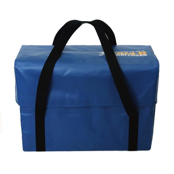 雨から守ります リチビー Lithi-B 中型用 ボックス型 セール特価 優先配送 バッテリーカバー