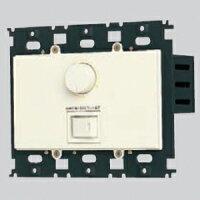 パナソニック フルカラームードスイッチC 3路・片切両用ほたるネームスイッチ付 白熱灯ライトコントロール ロータリー式 1500W 100V WN575215K