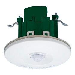 パナソニック かってにスイッチ 軒下天井取付 熱線センサ付自動スイッチ 子器・8Aタイプ・広角検知形 WTK49129
