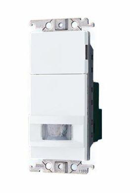 お買上げ合計16 500円以上で送料無料 沖縄 離島除く パナソニック 人気の定番 コスモシリーズワイド21 壁取付熱線センサ付自動スイッチ ブランクチップ付 子器 ホワイト 高級 WTK1911WK