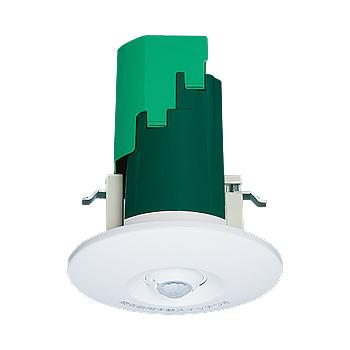 パナソニック かってにスイッチ 天井取付 熱線センサ付自動スイッチ 子器 換気扇接続端子付 3A 100V ホワイト WTK2933K
