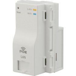 因幡電機産業 Abaniact(アバニアクト) Wi-Fi AP UNIT PoE受電 300Mbps 型式:AC-PD-WAPU