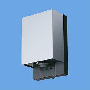 パナソニック かってにスイッチ 屋側壁取付 スマート熱線センサ付自動スイッチ 親器 防雨形 LED対応 3A 100V シルバー WTK34314S