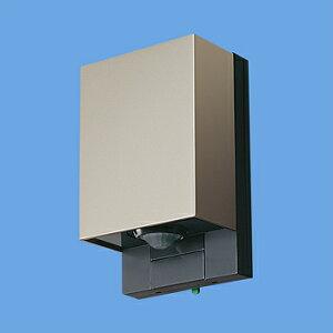 パナソニック かってにスイッチ 屋側壁取付 スマート熱線センサ付自動スイッチ 親器 防雨形 LED対応 3A 100V シャンパンブロンズ WTK34314Q
