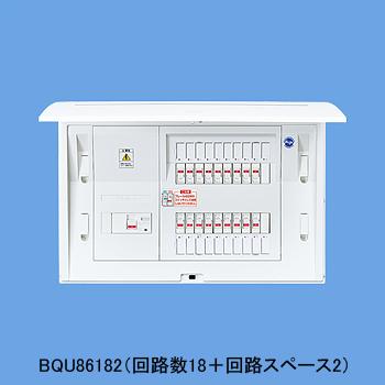 パナソニック BQU810382 スタンダード住宅分電盤 埋込形 リミッタースペースなし 出力電気方式単相3線 埋込形 100A 埋込フカサ55mm 回路数38+回路スペース2 100A コスモパネルコンパクト21 BQU810382, ドレミドラッグ:fa32ea1d --- sunward.msk.ru