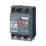 パナソニック Panasonic 漏電ブレーカ(モータ保護兼用) BJW-60型 3P3E 50A 100mA (端子カバー付) BJW35041