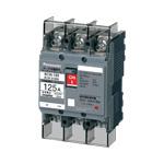 パナソニック サーキットブレーカBCW-125型 3P3E 125A(モータ保護兼用) BCW3125K