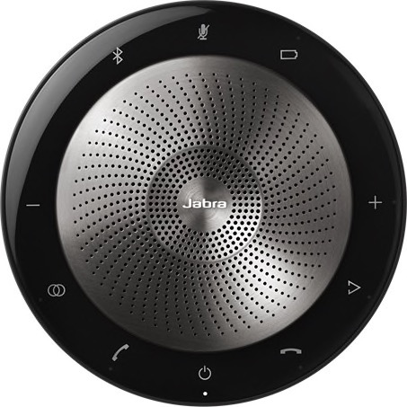 GNオーディオジャパン USB・Bluetooth接続対応 HD音声対応ポータブルスピーカーフォン Jabra Speak 710+UC(商品番号:7710-409)
