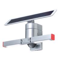 お買上げ合計16,500円以上で送料無料(沖縄・離島除く) OPTEX(オプテックス) センサ調光型ソーラーLED照明 LS-20(S)