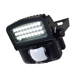 OPTEX LEDセンサーライト 調光タイプ LED白色(クールホワイト) LC-3300SC90DPRO