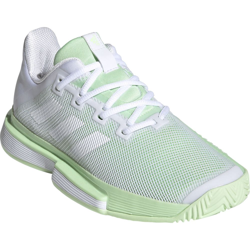 G26790 for the Adidas adidas tennis shoes Lady's SoleMatch Bounce W oar coat