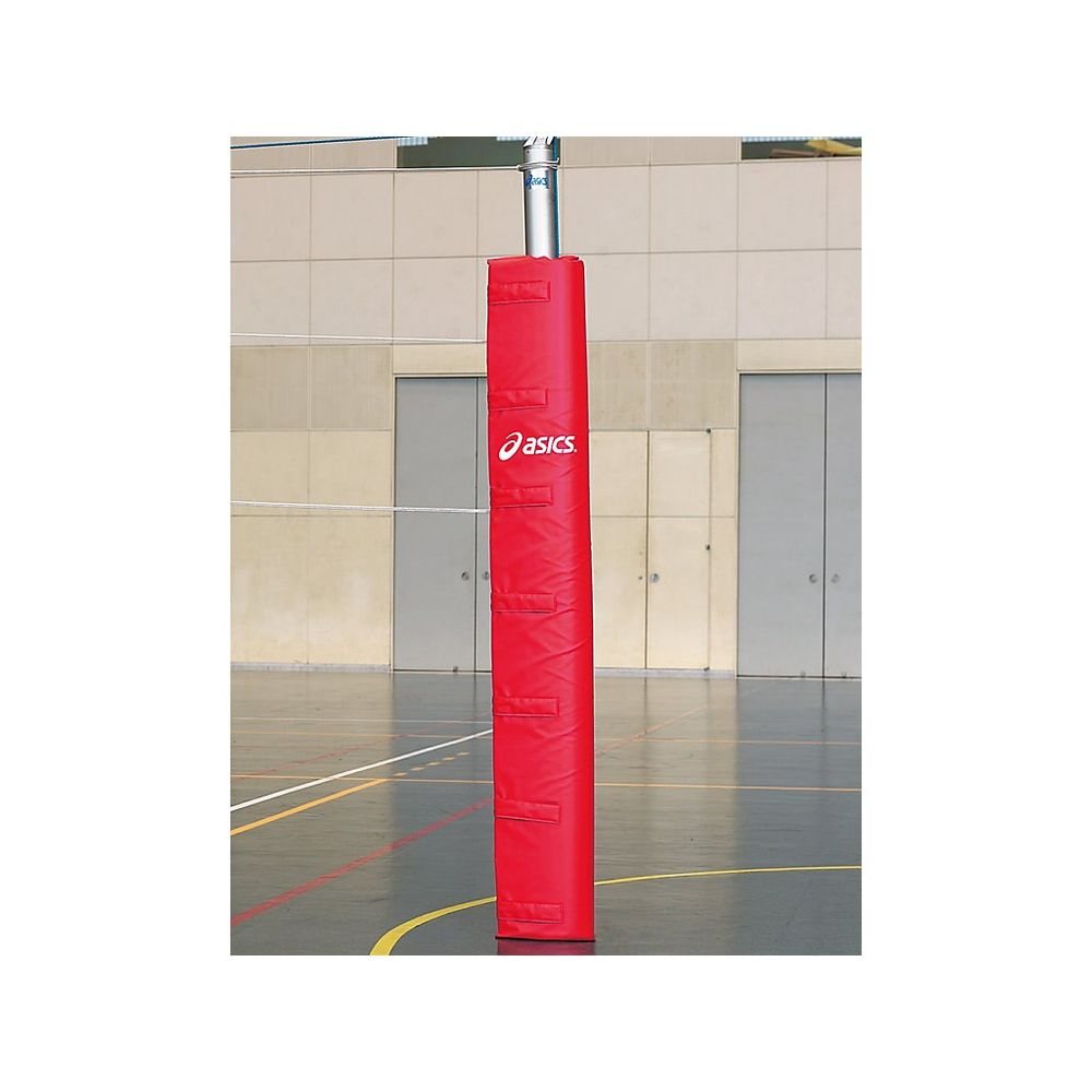 【エントリーでポイント10倍】アシックス asics 健康・ボディケア設備用品 バレーボールポストカバー 242700