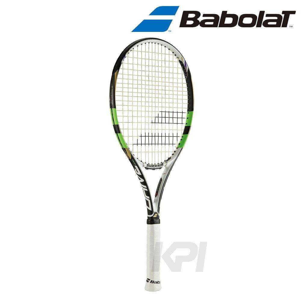BabolaT(バボラ)「PURE DRIVE TEAM WIMBLEDON(ピュア ドライブ チーム ウィンブルドン) BF101227」硬式テニスラケット【prospo】