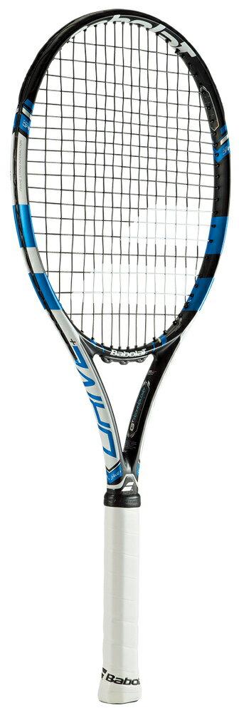 BabolaT(バボラ)「PURE DRIVE+(ピュアドライブ+) BF101235」硬式テニスラケット【prospo】