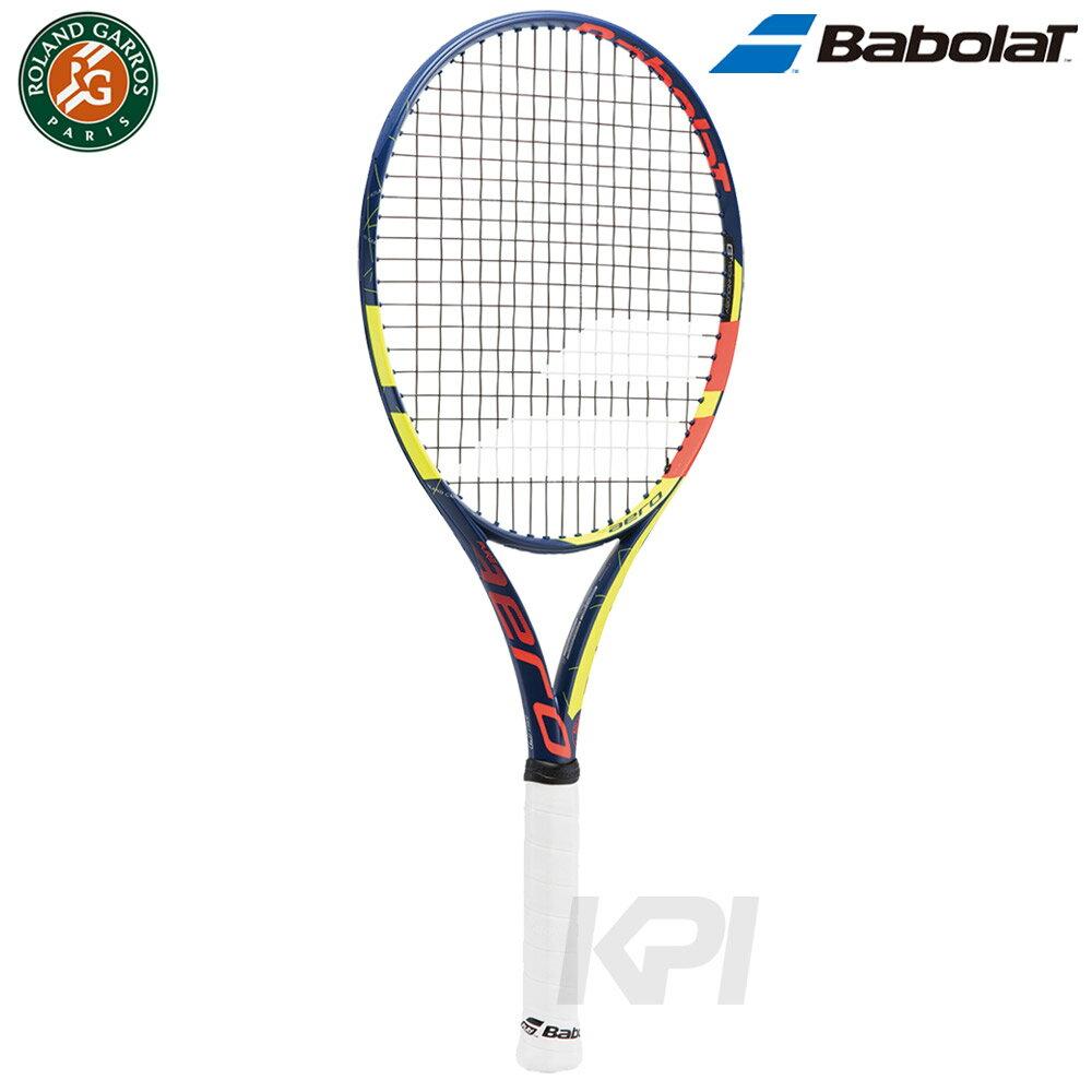 衝撃特価 「2017新製品」Babolat(バボラ)「PURE AERO FRENCH FRENCH OPEN(ピュア アエロ OPEN(ピュア アエロ フレンチオープン) BF101291」硬式テニスラケット, パラレル:b5a2a13e --- cooperscreen.com