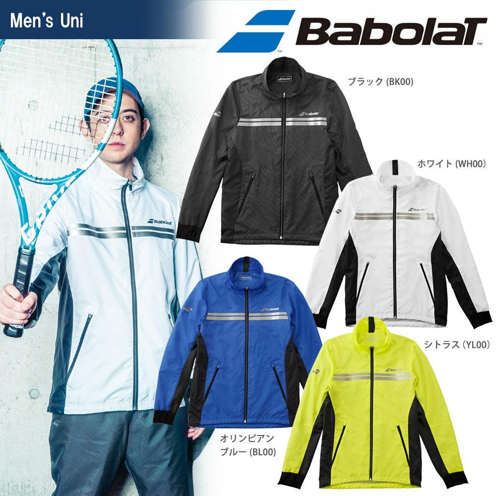 「あす楽対応」バボラ Babolat テニスウェア ユニセックス ヒートナビジャケット BTUMJK01 2018FW 『即日出荷』