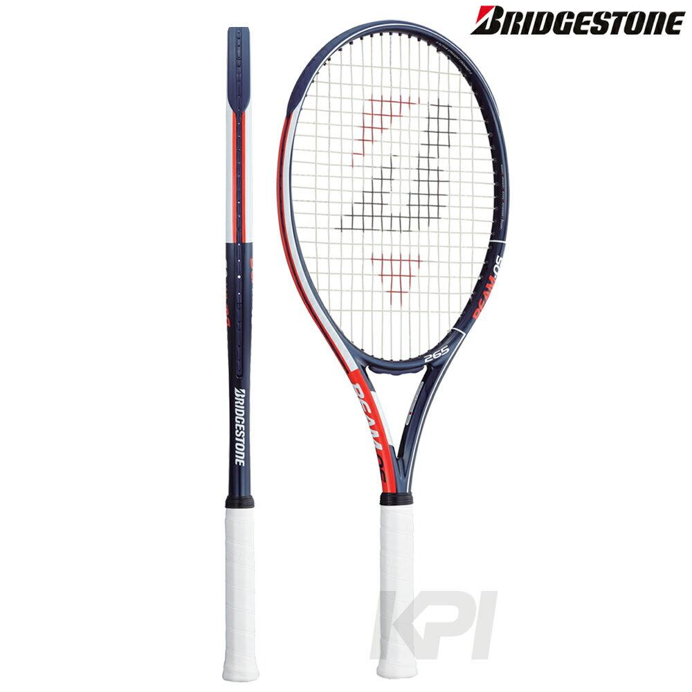 正規通販 「ボール3缶プレゼント」BRIDGESTONE(ブリヂストン) 「BEAM-OS 「BEAM-OS 265(ビームオーエス 265) 265) BRABM4」硬式テニスラケット, 快適クラブ:eedfed76 --- cooperscreen.com