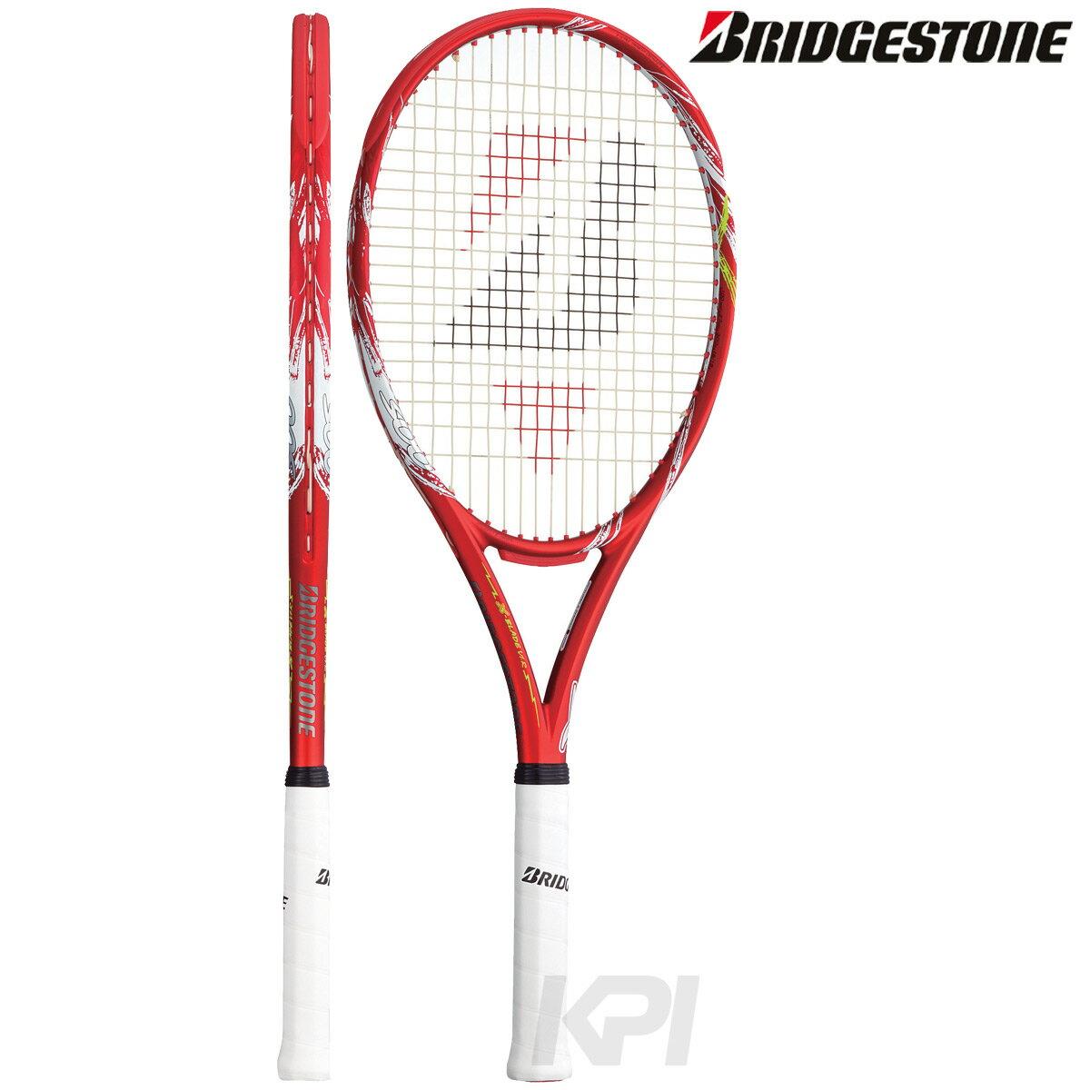 BRIDGESTONE(ブリヂストン)「X-BLADE VI-R300(エックスブレードブイアイR300) BRAV64」硬式テニスラケット【prospo】