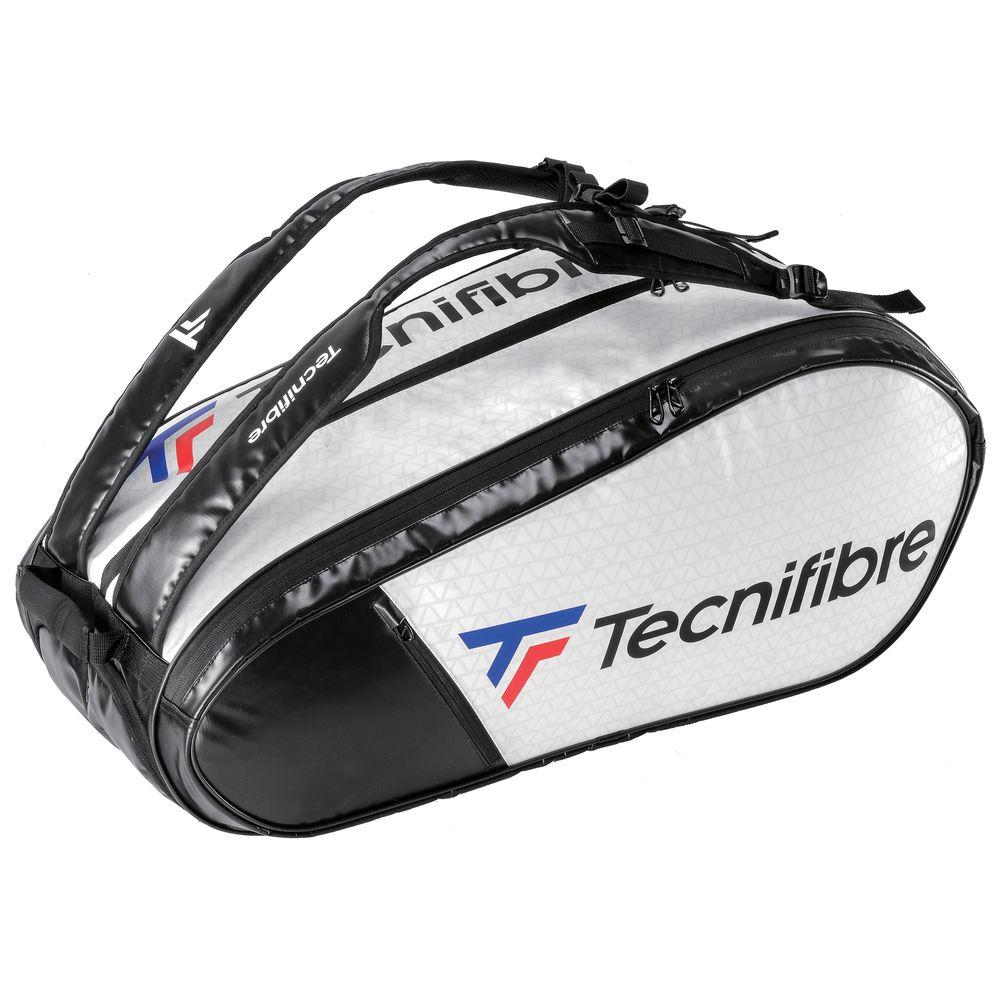【エントリーでポイント10倍】テクニファイバー Tecnifibre テニスバッグ・ケース TOUR ENDURANCE 12R ツアーエンデュランス ラケットバッグ ラケット8本収納可能 TFB107