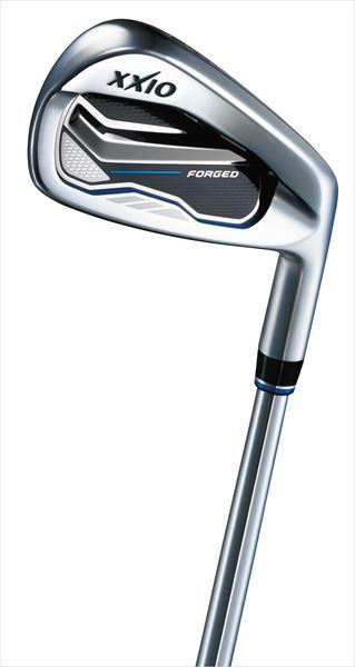 ダンロップ DUNLOP ゼクシオフォージド XXIO FORGED ゴルフクラブ アイアン MX-6000カーボンシャフト 6本セット(#5~9、PW) XXFG6BRIS6
