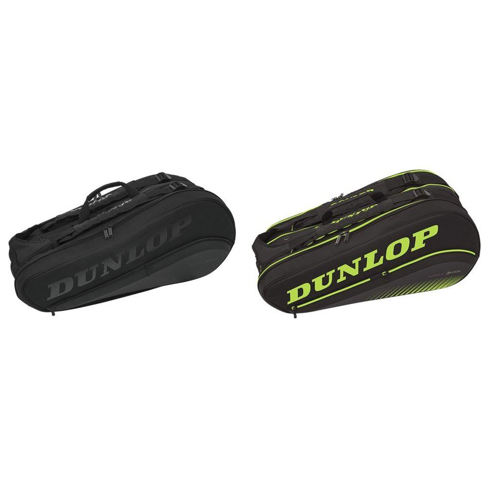 ダンロップ DUNLOP テニスバッグ・ケース ラケットバッグ(ラケット8本収納可) DTC-2081 12月中旬発売予定※予約