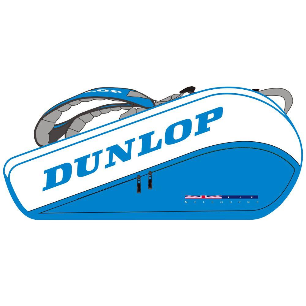 ダンロップ DUNLOP テニスバッグ・ケース ラケットバッグ(ラケット12本収納可) DTC-2080LB 12月中旬発売予定※予約