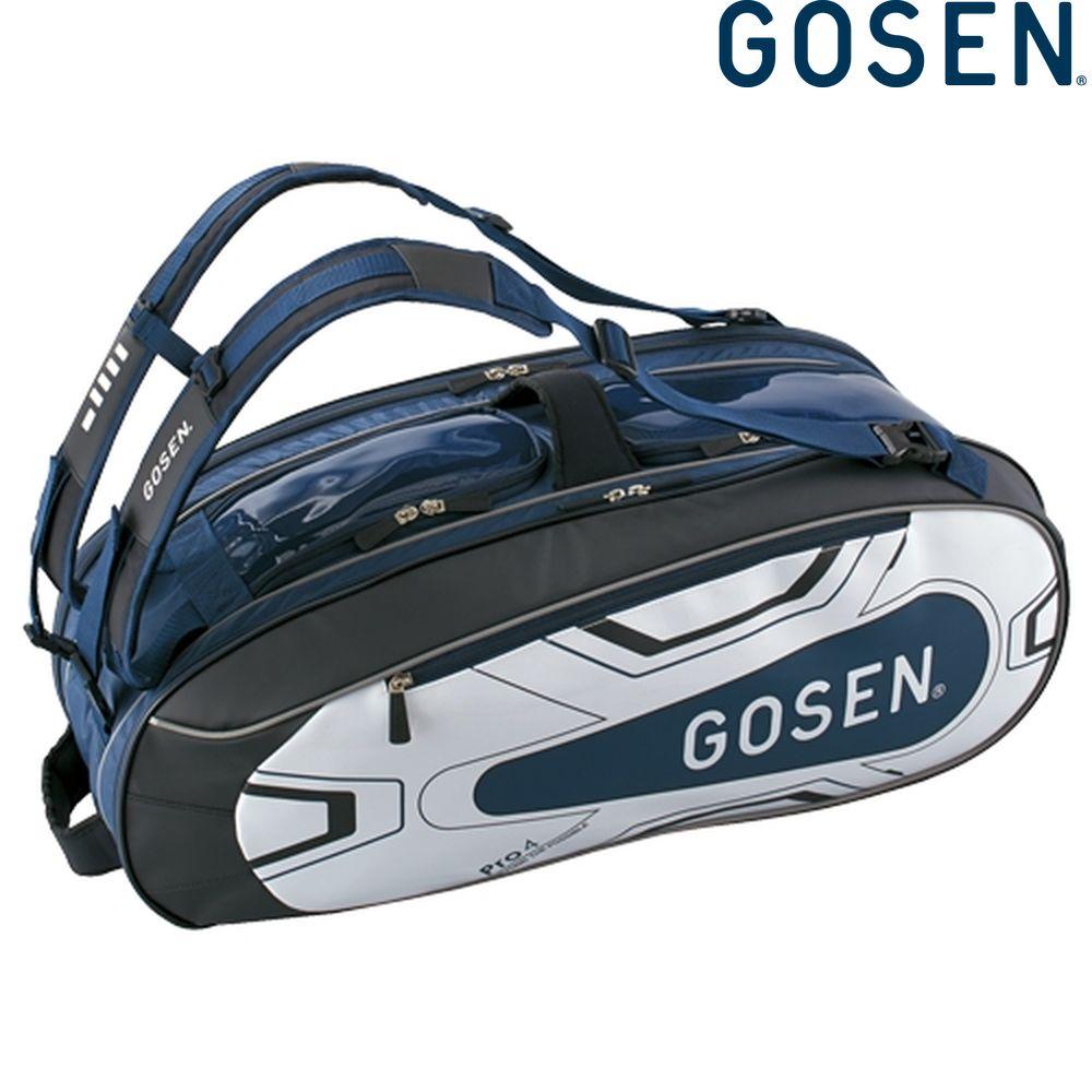 ゴーセン GOSEN テニスバッグ・ケース ユニセックス ラケットバッグPro4 BA18PR4G-17