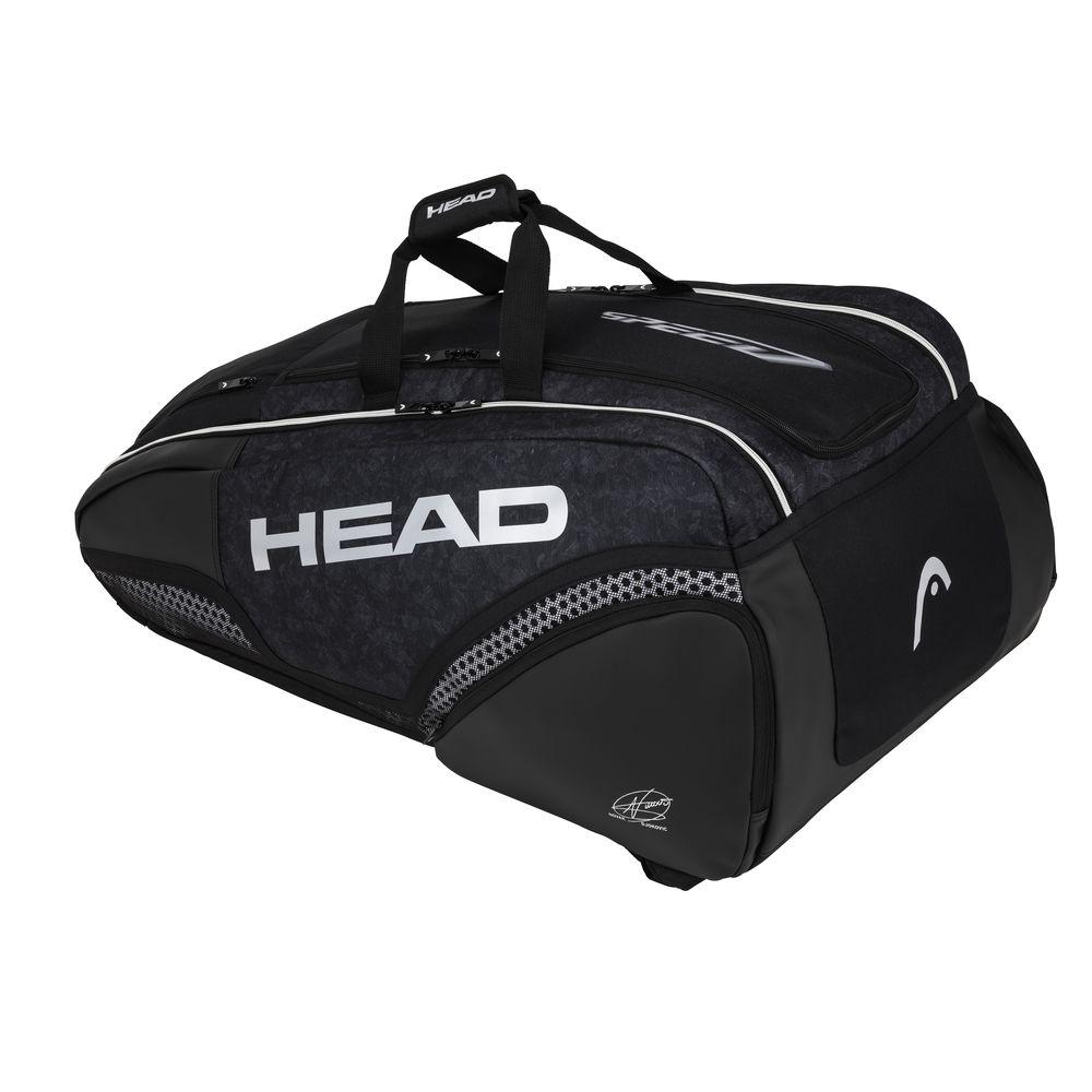 「あす楽対応」ヘッド HEAD テニスバッグ・ケース Djokovic 12R Monstercombi ジョコビッチ 12R モンスターコンビ 283040 『即日出荷』