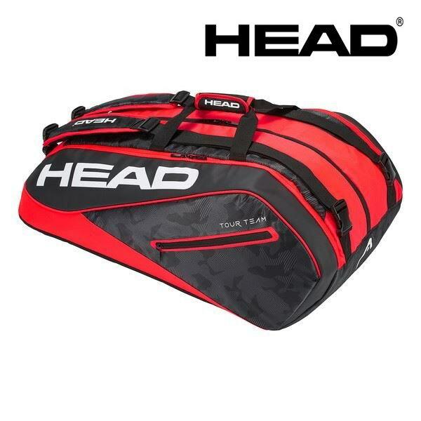 Head Tennis Bag >> Pro Sports Head Head Tennis Bag Case Tour Team 12r Monstercombi