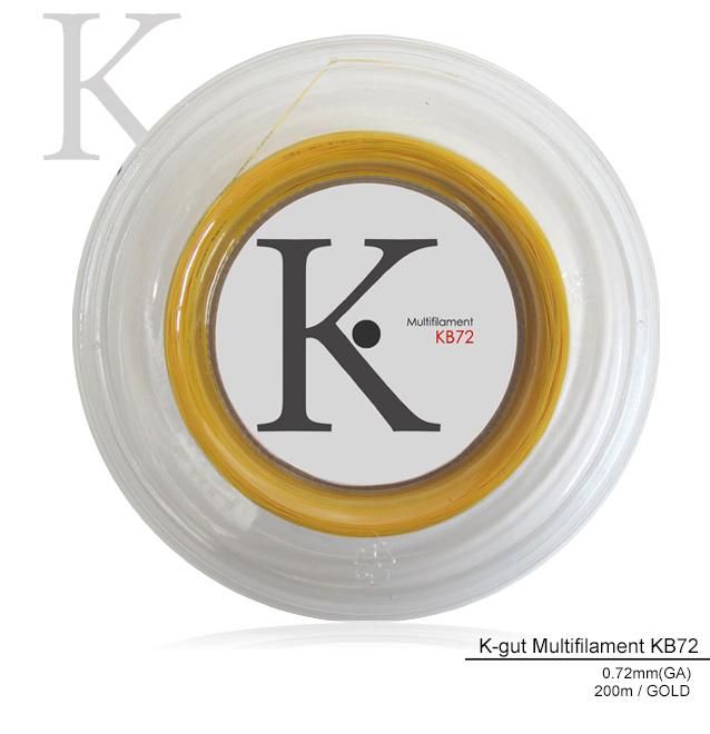 超歓迎された 『即日出荷』 『即日出荷』 KPI(ケイピーアイ)「K-gut Multifilament KB72 KB72 200mロール」バドミントンストリング(ガット)「あす楽対応」【KPI Multifilament】 KPIオリジナル商品【harusport_d19】, オグニマチ:7c8c15f2 --- construart30.dominiotemporario.com