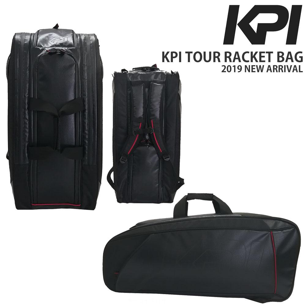 「あす楽対応」ケーピーアイ KPI テニスバッグ・ケース KPI Tour Racket Bag (KPIツアーラケットバッグ) KPIオリジナル商品 KB-1167A 『即日出荷』【harusport_d19】