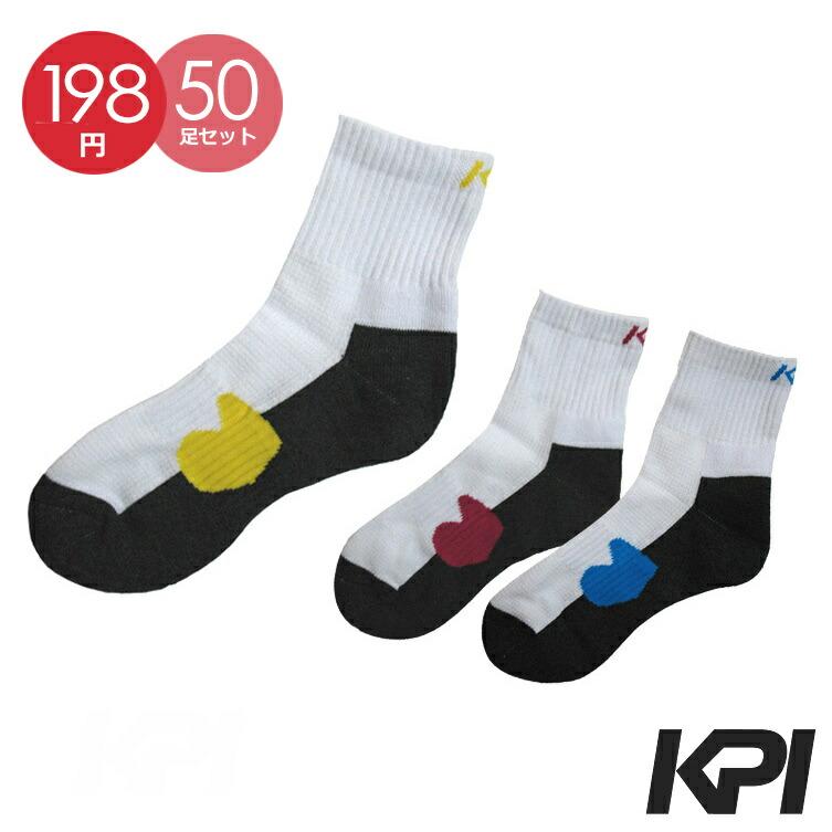 「あす楽対応」「50足セット」KPI(ケイピーアイ)「Ladies' レディースショートソックス F13P11」テニスウェア KPIオリジナル商品『即日出荷』