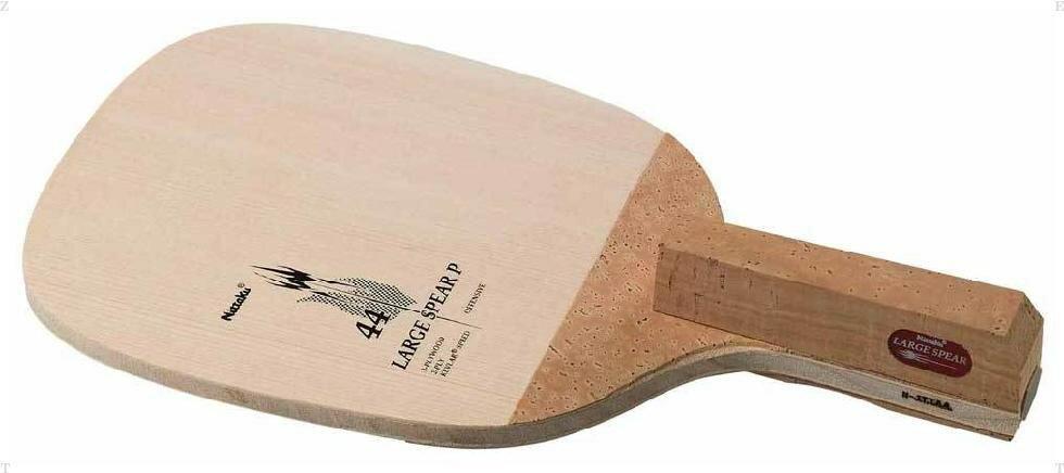 Nittaku(ニッタク)[ラージスピア P NC0156]卓球ラケット