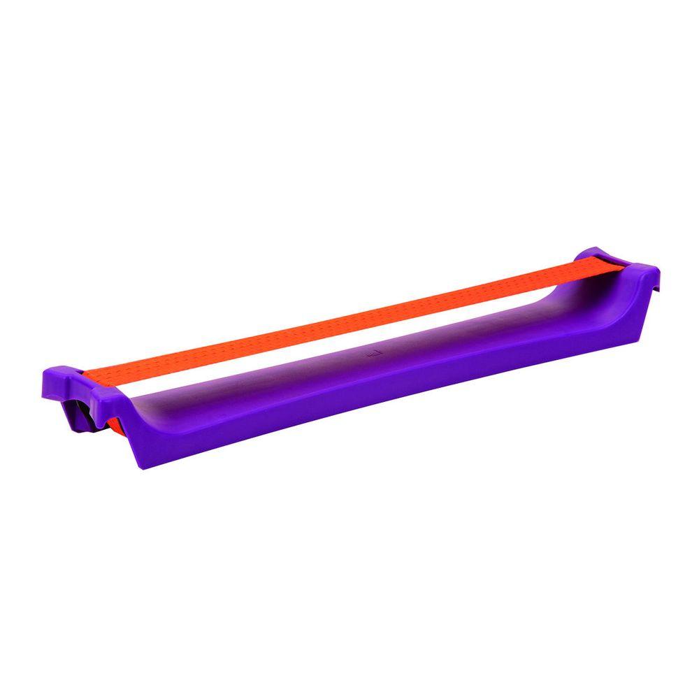 エバニュー EVERNEW 学校機器設備用品 オレンジスラックロープ EGN005