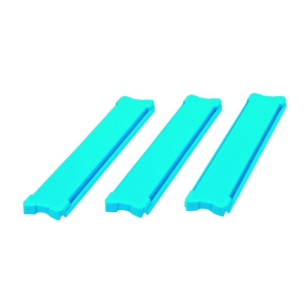 エバニュー EVERNEW 学校機器設備用品 ブルーボード(3枚組) EGN011