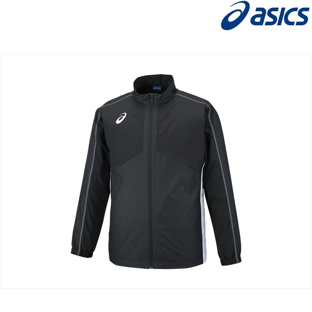アシックス asics フィットネスウェア ユニセックス ブレーカージャケット(背メッシュ) 2031A243-001 2018FW