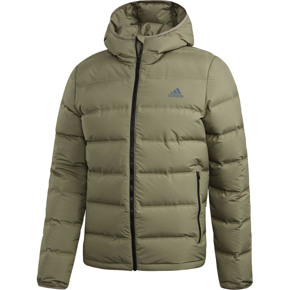 Adidas adidas outdoor wear men HELIONIC HOODED JACKET DKQ89