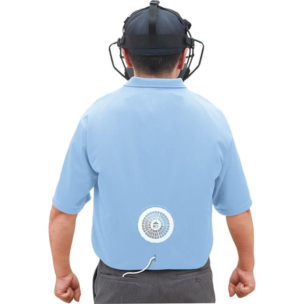 ユニックス 野球その他 アンパイア クーリングニットウェア&クーリングファンセット L BX83-37