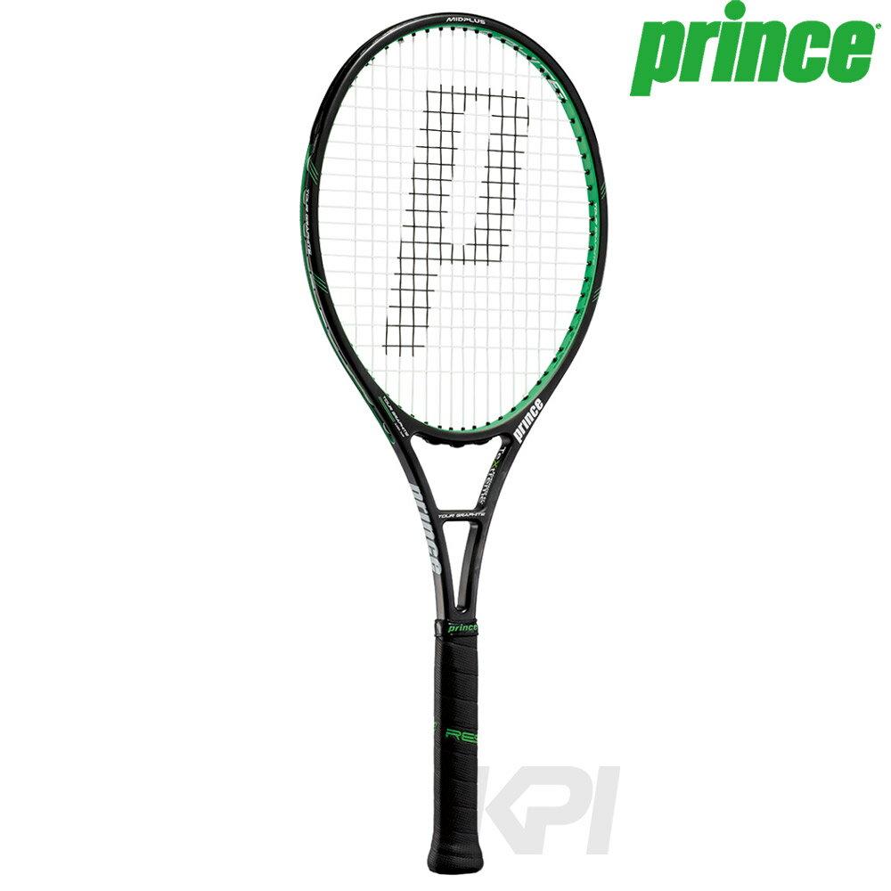 Prince(プリンス)「TOUR GRAPHITE 100XR(ツアーグラファイト100XR) 7TJ017」硬式テニスラケット(スマートテニスセンサー対応)【prospo】