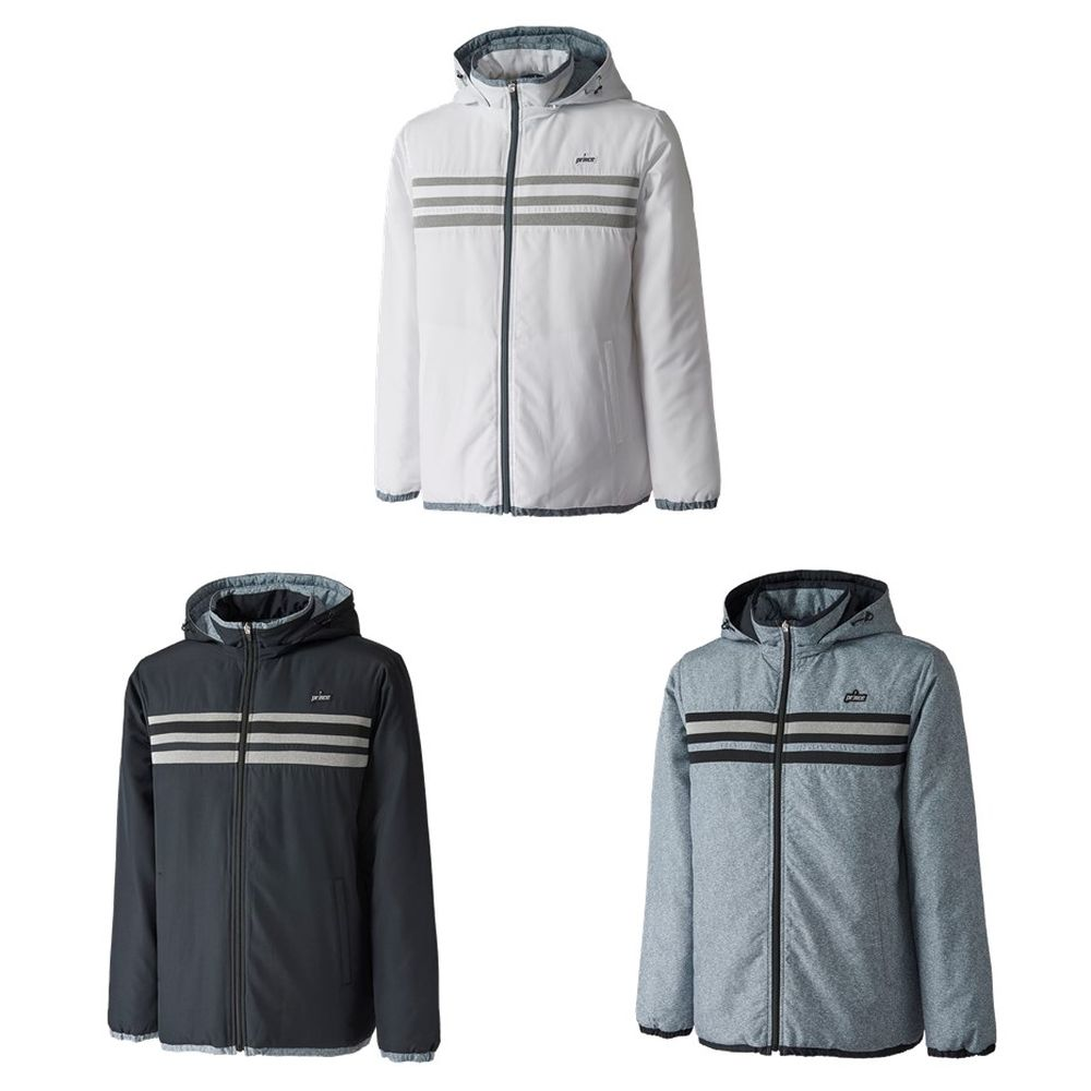 プリンス Prince テニスウェア ユニセックス 中綿ジャケット MF0801 2020FW 9月発売予定※予約【5000円以上購入でソックスプレゼント】