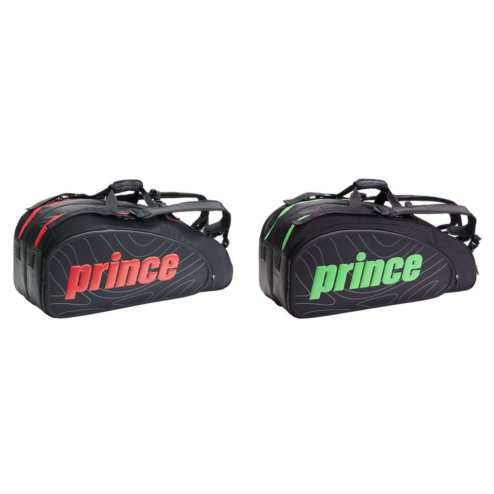 プリンス Prince テニスバッグ・ケース ラケットバッグ6本入 TT902 11月発売予定※予約