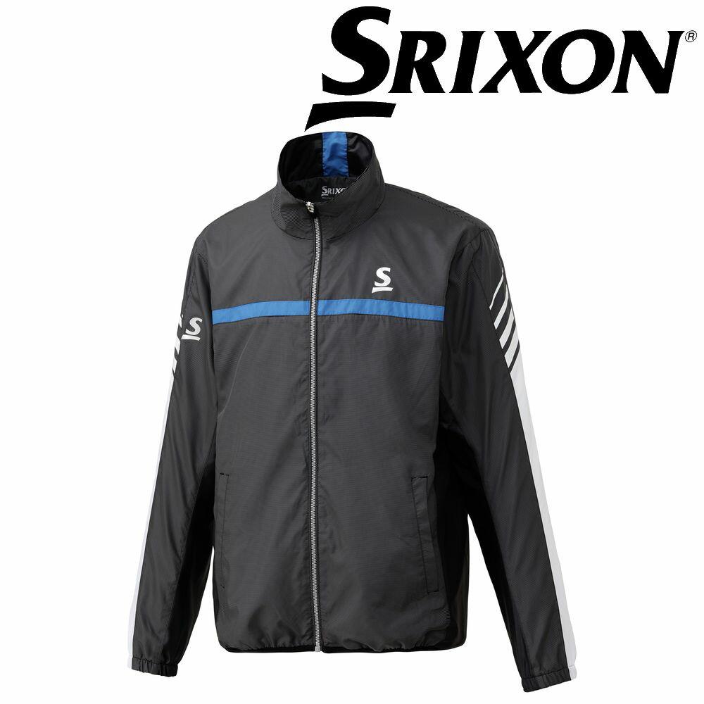 スリクソン SRIXON テニスウェア ユニセックス ヒートナビジャケット SDW-4840 SDW-4840 2018FW