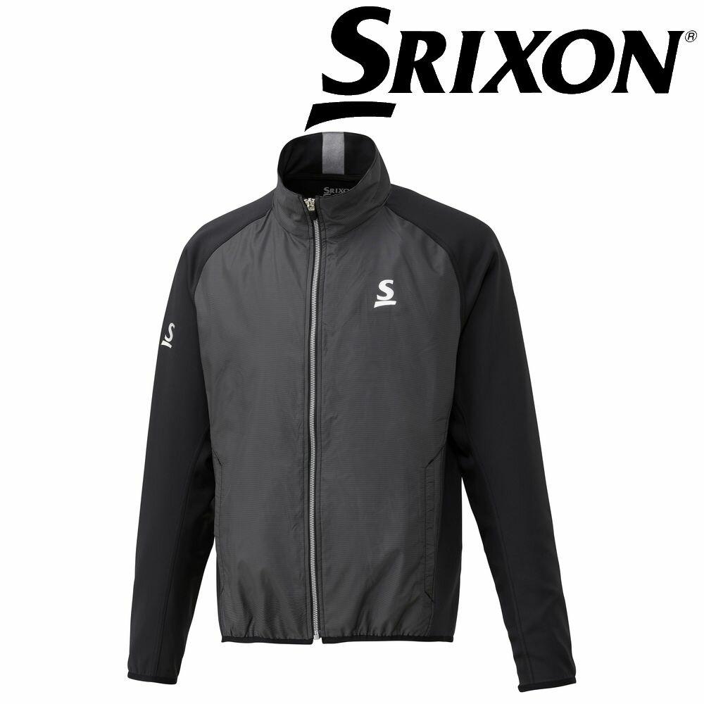 スリクソン SRIXON テニスウェア ユニセックス ハイブリッドジャケットSDW-4841 SDW-4841 2018FW