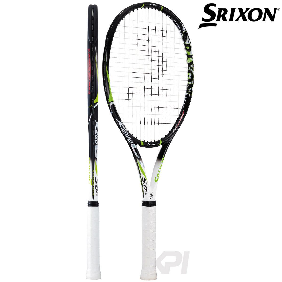 SRIXON(スリクソン)【SRIXON REVO CV 5.0 OS(スリクソンレヴォ 5.0 OS) SR21604】硬式テニスラケット【prospo】【2019春ダンロップ・スリクソンフェスタ】