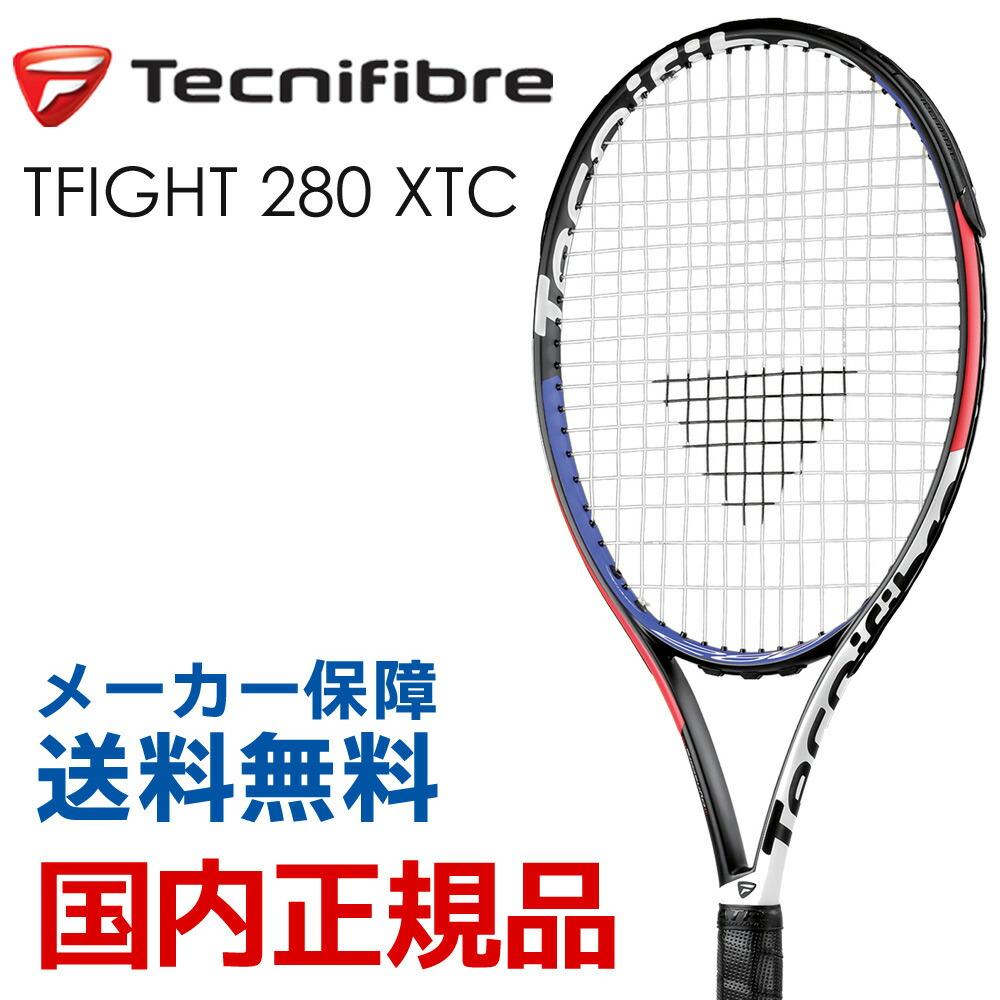 テクニファイバー Tecnifibre テニス硬式テニスラケット T-FIGHT 280 XTC BRFT06