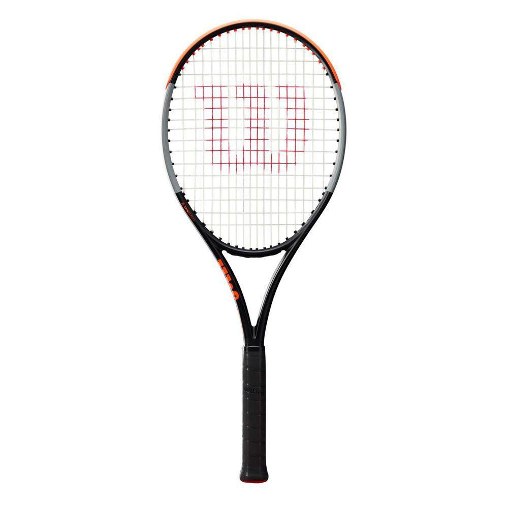 <title>送料無料 ガット張り無料 ウイルソン Wilson 硬式テニスラケット BURN 100LS V4.0 舗 バーン100LS WR044911U</title>