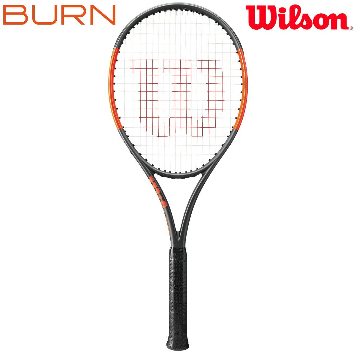 「2017新製品」Wilson(ウイルソン)「BURN 100 ULS(バーン100 ULS) WRT734610」硬式テニスラケット