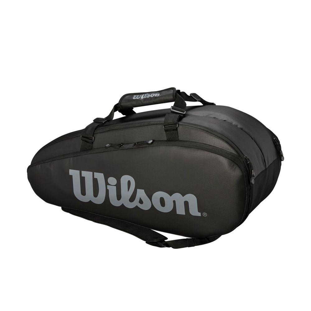 ウイルソン Wilson テニスバッグ・ケース TOUR 2 COMP BKGY LARGE WRZ849309