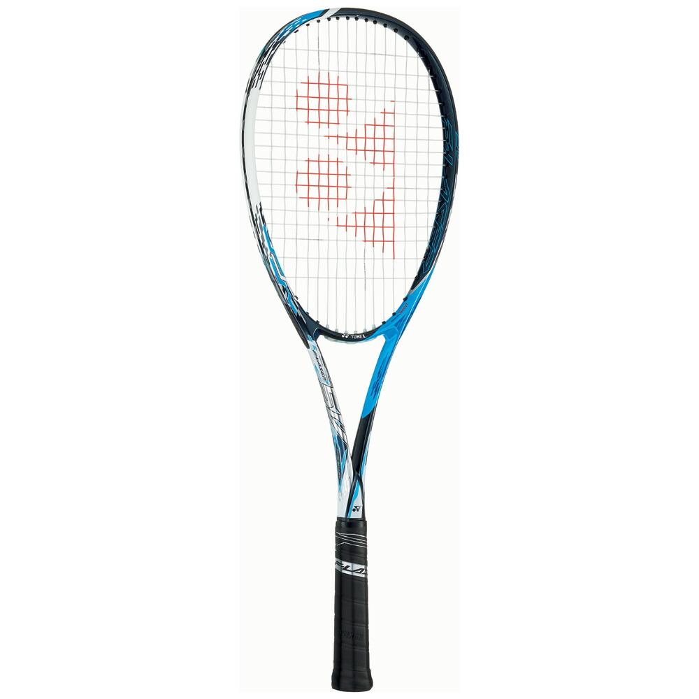 【即納&大特価】 ヨネックス YONEX ソフトテニスラケット F-LASER 5V エフレーザー5V FLR5V-786 ブラストブルー 2019年新色, 酒宝庫 MASHIMO f1b66674